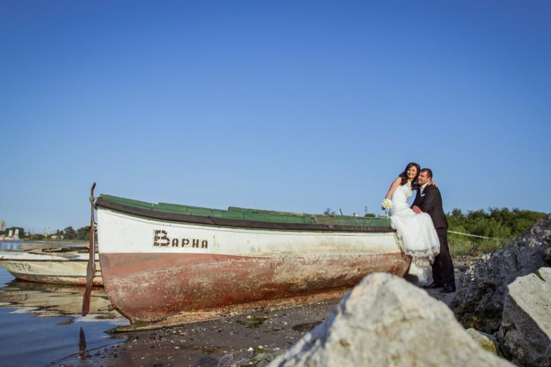 Фотозаснемане на сватба, Варна