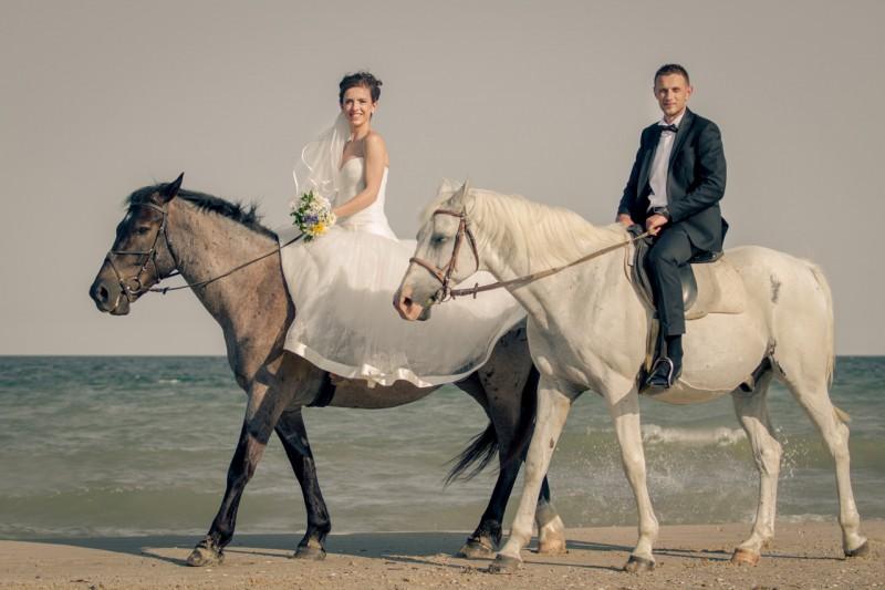 Фотозаснемане на сватба, Кранево