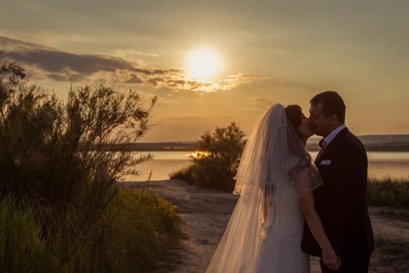 Сватбена фотосесия, Варна