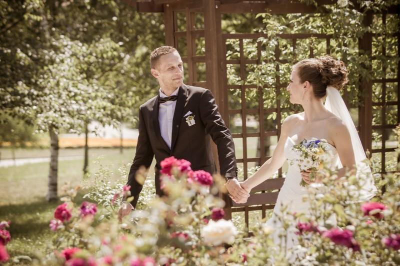 Сватбено фотозаснемане, Добрич